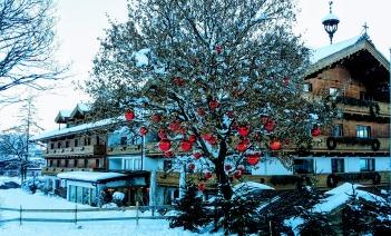Am Rasmushof ist noch Weihnachten
