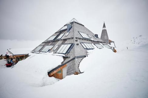 Schneekarhütte (all Pics Conny Marshaus)