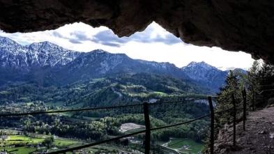 Ewige Wand - inklusive Ausblick