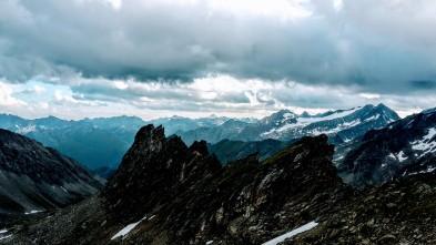 Blick übers Mullwitzköpfel auf die Lienzer Dolomiten und bis nach Südtirol