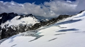 Blick zum Großen Geiger (3360m)