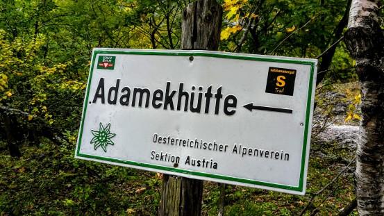S steht für Salzkammergut Berge Seen Trail