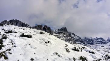 Blick Richtung Adamekhütte