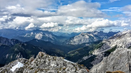 Karwendel-Blick