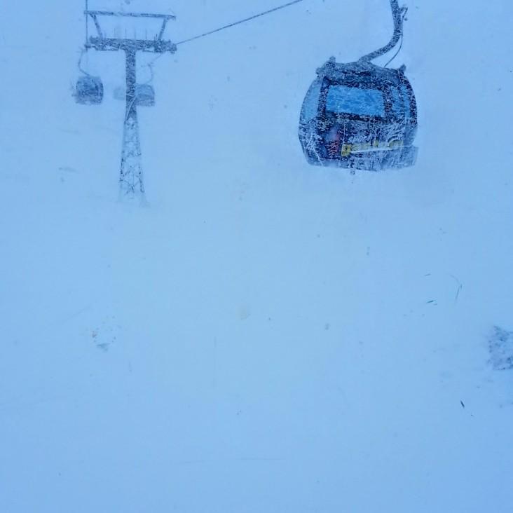 Schnee TOP, Sicht FLOP