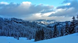 Panorama Richtung Bad Ischl
