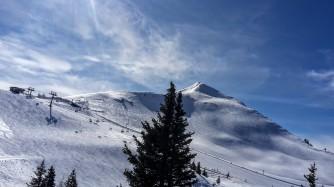 Blick zum Wiedersberger Horn (2128m)