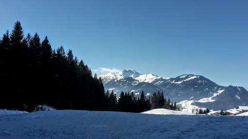 Winterwanderweg Reither Kogel...