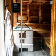 Sauna-Time!