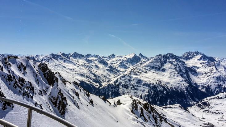 Bergpanorama SATT