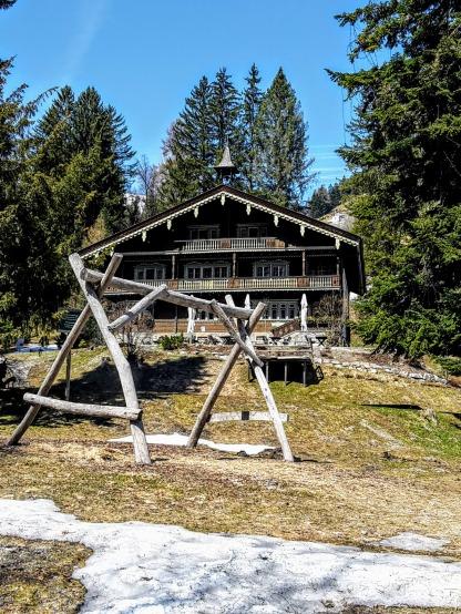 Tipp: das Museum in St. Anton