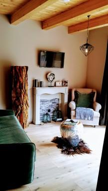 Wohlfühl-Wohnzimmer Bereich