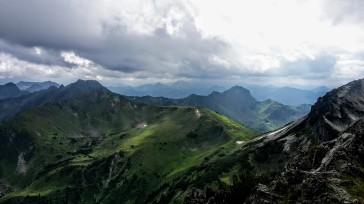 Herr der Ringe oder Kitzbüheler Alpen