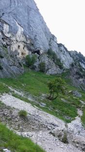 Sagenberg Untersberg - wer sieht's?