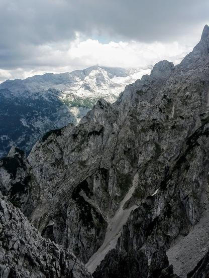 Aufstieg zum Strichkogel