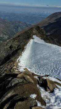 Abstieg wie Aufstieg