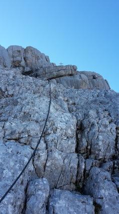 Abstieg vom Birnhorn