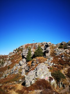 Gipfel Nr 1: Wetterkreuzspitze