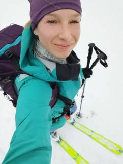 Skitour Nummer 2, 29.12