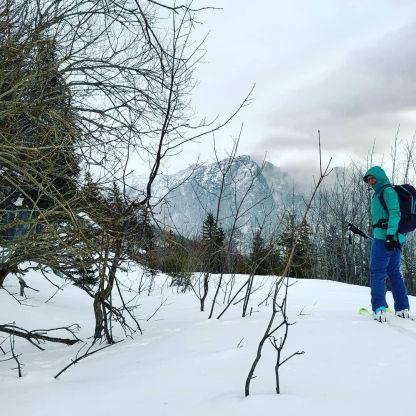 Trisslwand - oarschkalt & windig