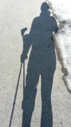 -10 Grad, Sonne, Schneckentempo