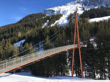 Golden Gate der Alpen