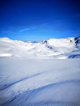 Schnee - Genug!