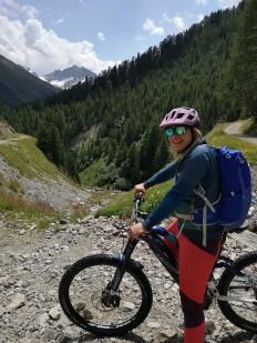 Bike & Hike mit Ausblick