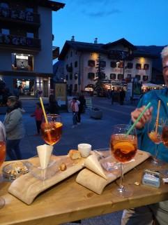 Livigno Vibes am Rückweg vom Cima Cavalli
