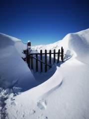 Massig Schnee