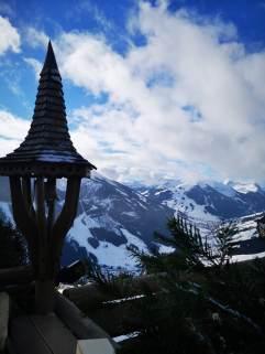 Panorama Alm Saalbach